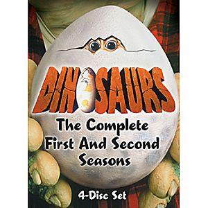 Dinosaurs: The Complete First and Second Seasons DVD