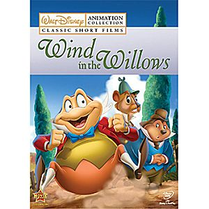 Disney Animation Collection Volume 5: The Wind in the Willows DVD