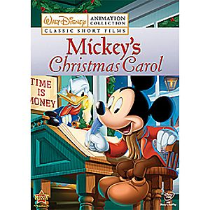 Disney Animation Collection Volume 7: Mickeys Christmas Carol DVD