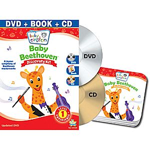 Baby Einstein: Baby Beethoven DVD and Discovery Kit