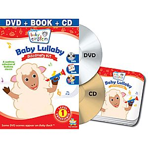 Baby Einstein: Baby Lullaby DVD and Discovery Kit