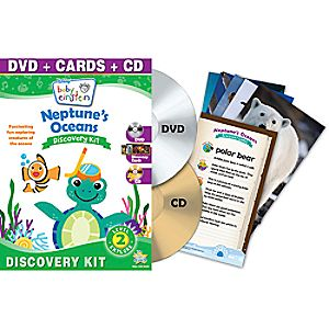 Disney Baby Einstein: Neptunes Oceans DVD and Discovery Kit