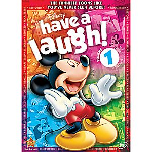 Disneys Have A Laugh! Volume 1 DVD