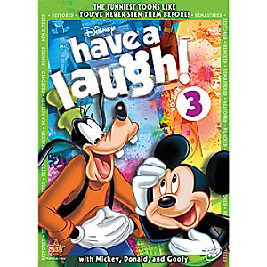 Disneys Have A Laugh! Volume 3 DVD