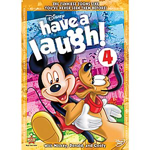 Disneys Have A Laugh! Volume 4 DVD
