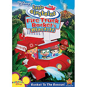 Disney Little Einsteins: Fire Truck Rockets Blastoff DVD