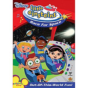 Disney Little Einsteins: Race for Space DVD