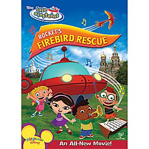 Disney Little Einsteins: Rockets Firebird Rescue DVD