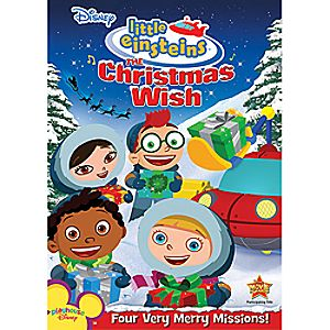 Disney Little Einsteins: The Christmas Wish DVD