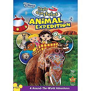 Disney Little Einsteins: Animal Expedition DVD
