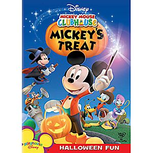 Disney Mickey Mouse Clubhouse: Mickeys Treat DVD
