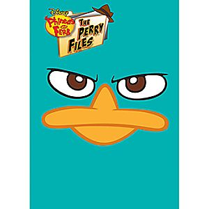 Disney Phineas and Ferb: The Perry Files 2-Disc DVD and Digital File