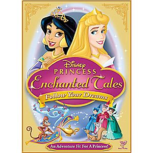 Disney Princess Enchanted Tales: Follow Your Dreams DVD