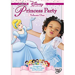 Disney Princess Party: Volume 1 DVD