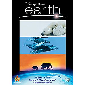 Disneynature: Earth DVD