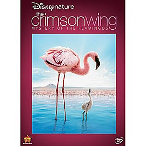 Disneynature: The Crimson Wing DVD