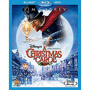 Disneys A Christmas Carol 2-Disc Blu-ray and DVD