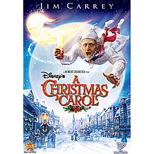 Disneys A Christmas Carol DVD