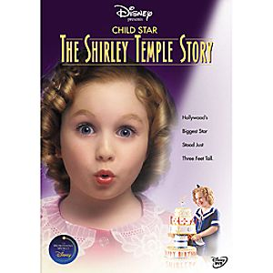 Disneys Child Star: The Shirley Temple Story DVD