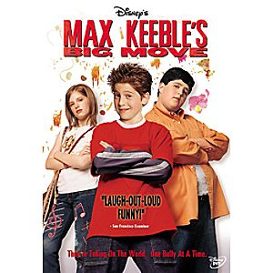 Disneys Max Keebles Big Move DVD