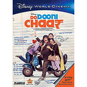 Do Dooni Chaar DVD