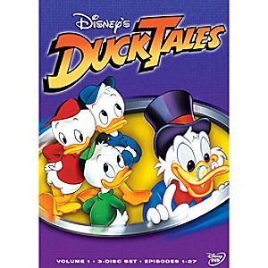 Duck Tales Volume 1 DVD