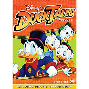 Duck Tales Volume 2 DVD