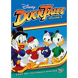 Duck Tales Volume 3 DVD