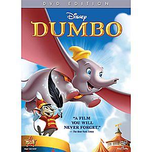 Dumbo Seventieth Anniversary Edition DVD