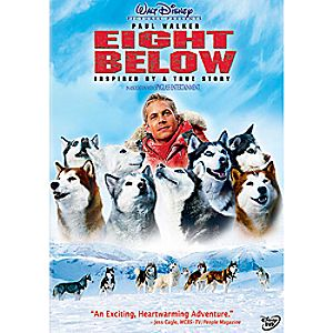 Eight Below DVD Fullscreen