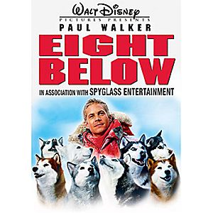 Eight Below DVD Widescreen
