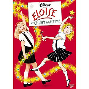 Eloise at Christmastime DVD