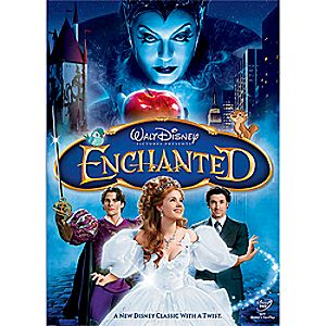 Enchanted DVD Fullscreen