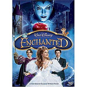 Enchanted DVD Widescreen