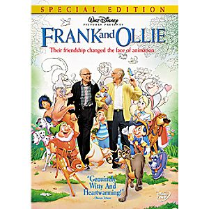 Frank and Ollie Special Edition DVD