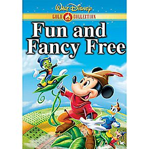 Fun and Fancy Free DVD Gold Collection