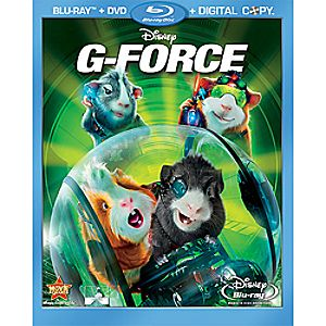 G-Force 3-Disc Blu-ray, DVD and Digital File
