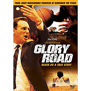 Glory Road DVD Fullscreen