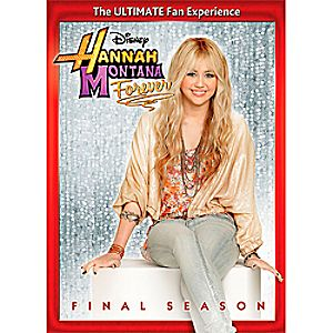 Hannah Montana Forever: The Final Season DVD