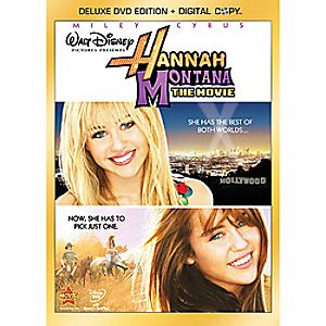 Hannah Montana: The Movie 2-Disc DVD and Digital File