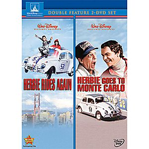 Herbie Rides Again and Herbie Goes to Monte Carlo DVD 2 Movie Collection