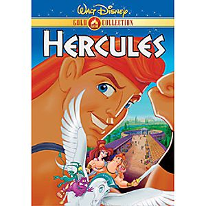 Hercules DVD Gold Collection