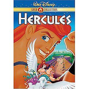 Hercules DVD Spanish