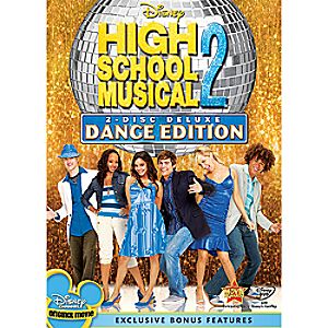 2-Disc High School Musical 2: Deluxe Dance Edition DVD