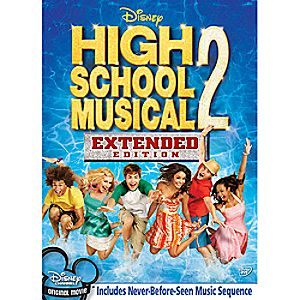 High School Musical 2: Extended Edition DVD