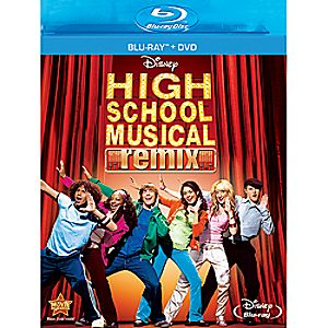 High School Musical Remix Edition 2-Disc DVD