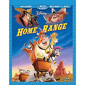 Home on the Range - 2-Disc Combo Pack