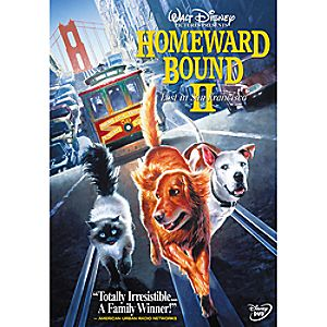 Homeward Bound 2: Lost in San Francisco DVD