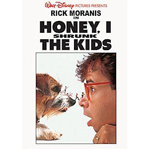 Honey I Shrunk the Kids DVD