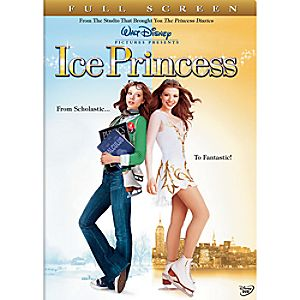 Ice Princess DVD Fullscreen